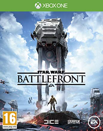 Star Wards Battlefield xbox one cover