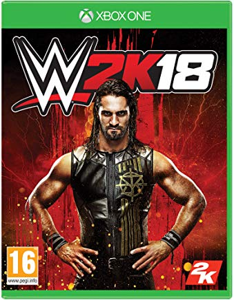 W2K18 xbox one cover